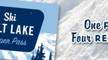 $150 Ski Salt Lake Super Pass Giveaway