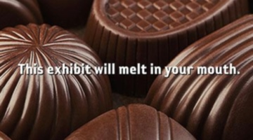 Chocolate The Exhibition Giveaway
