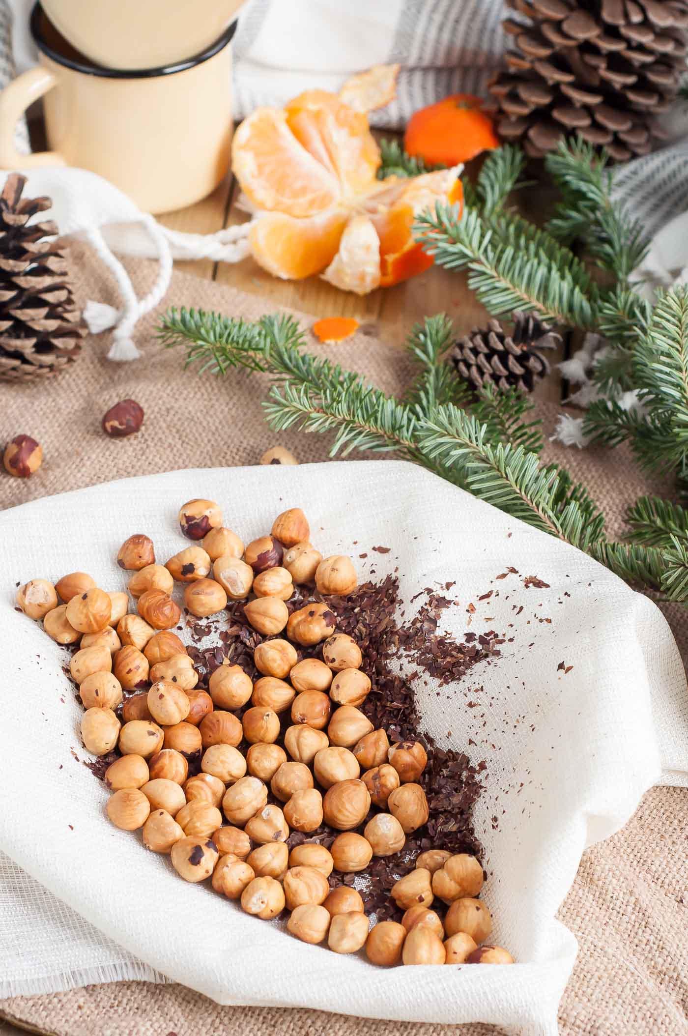 Homemade Nutella Eggnog - GastroSenses