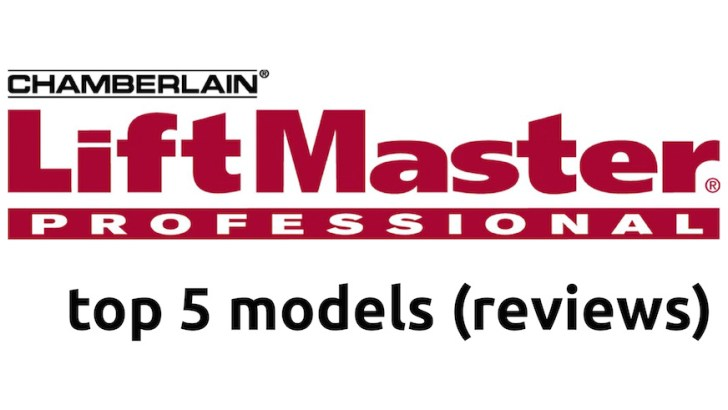 LiftMaster gate openers – top 5 models (reviews)