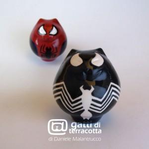 gatti Spiderman