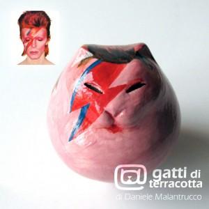 gatto David Bowie Ziggy