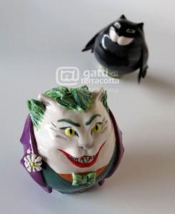gatti Joker e Batman