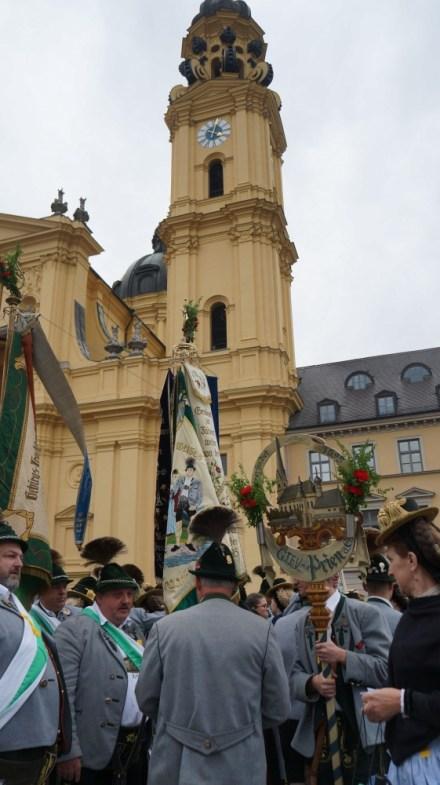 125 Jahre Chiemgauer München - 11.05.19 Theatinerkirche