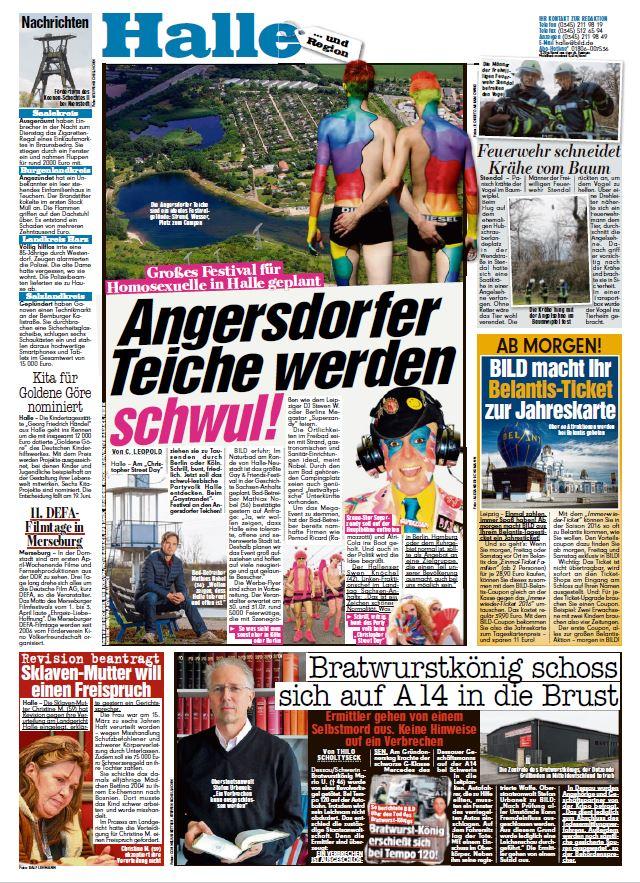 Homosexuelle in Halle