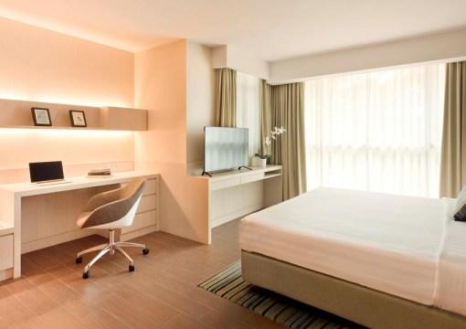 OSKL - Premier Room 2 (Bedroom)