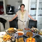 Celebrating Mothers with a Tunisian Cooking Class