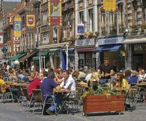 Tournai Grand place (c)WBT-Alessandra Petrosino
