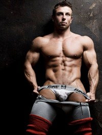 Muscle Hunk of the Day: Ronnie Douglas