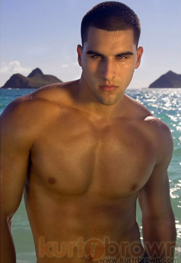 Paul Brumble 15 Hawaiian Hunk Paul Brumble