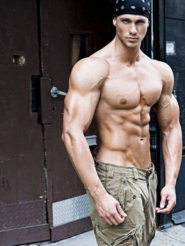 Tyler Davin 4 Beautiful Muscular Physique: Tyler Davin