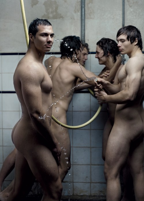 Dieux du Stade  Naked Rugby Players