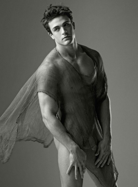 Philip Fusco by David Vance Male Perfection by Photographer David Vance
