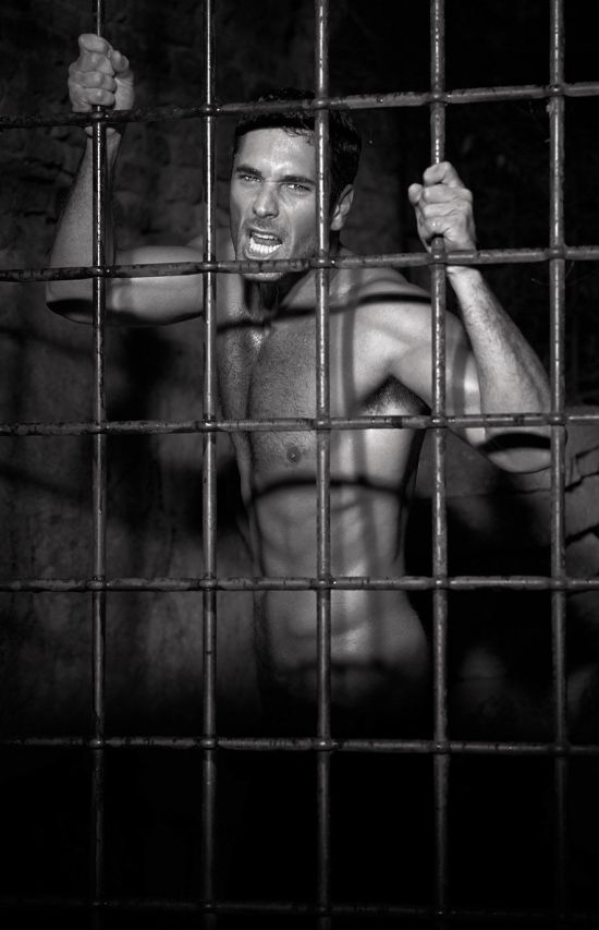 Raul Bova Caged Hot Actor Raul Bova