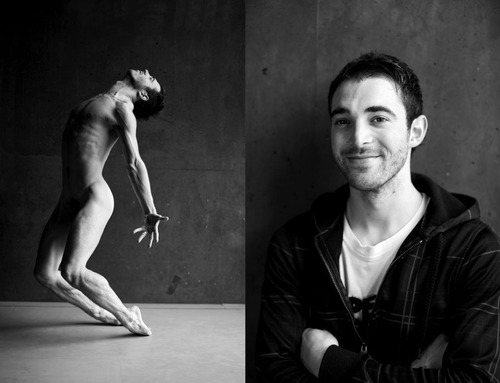 The Naked Dance by Yang Wang - Naked Male Dance Performer