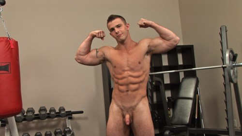 Tory George Naked Fitness Model Turned Porn Star Tory George