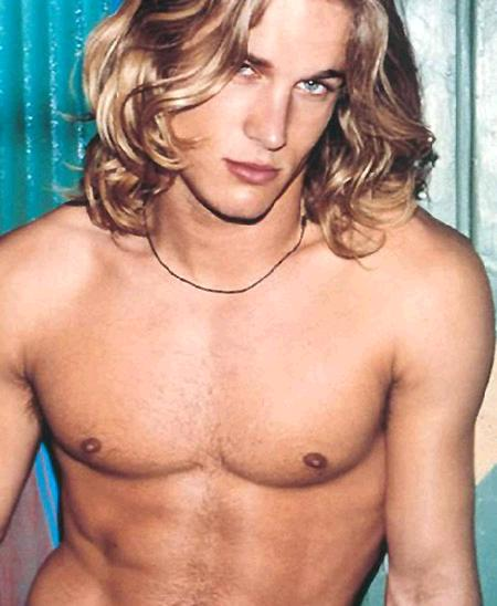 Travis Fimmel Chest Model and Actor Travis Fimmel