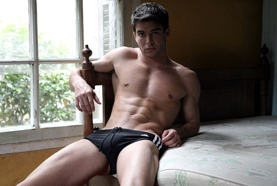 Bernardo Velasco Bedroom Jock Bulge Oh my... Its Bernardo Velasco