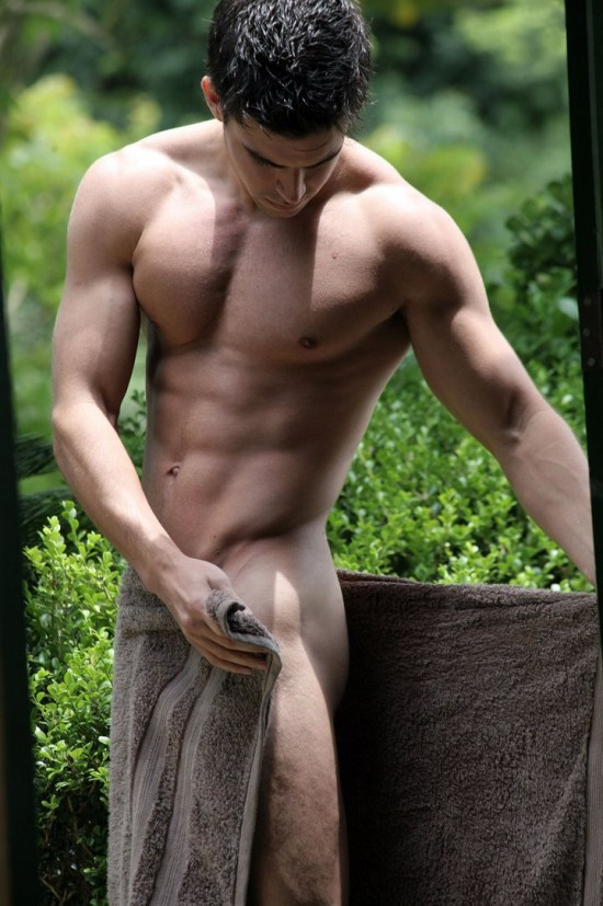 Bernardo Velasco Gorgeous Naked Jock Oh my... Its Bernardo Velasco