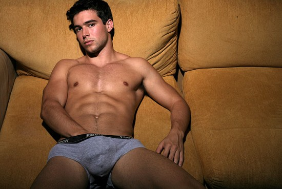 Bernardo Velasco - Groping His Crotch