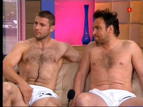 Ben Cohen On TV Gorgeous And Hairy Ben Cohen