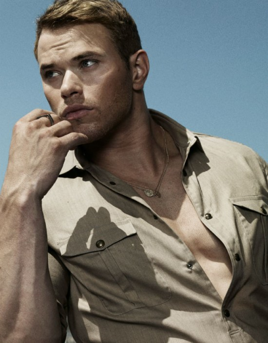 Kellan Lutz 5 600x768 Kellan Lutz   Hotter Than Ever