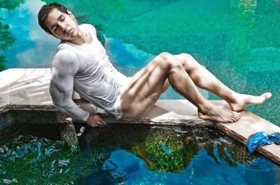 photographer Mark Henderson - hot male muscle