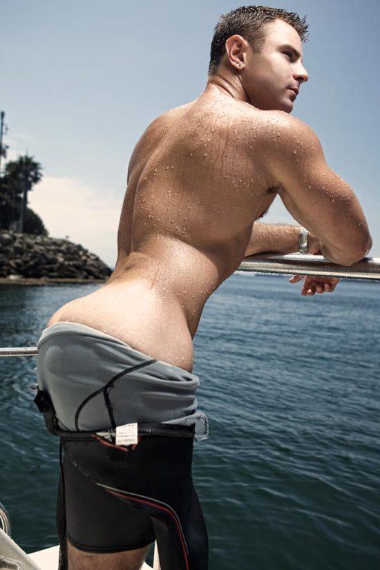 Muscle Jock Nick Sterling