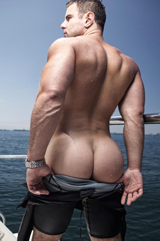 Big Muscle Ass Nick Sterling