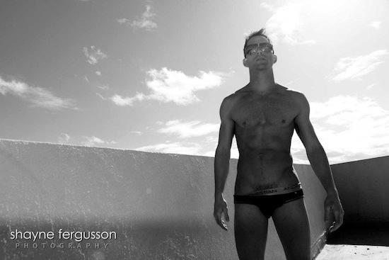 Teasing Steven Watson By Shayne Fergusson