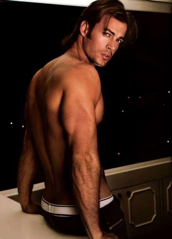 William Levy 2 600x830 More Of Cuban Hottie William Levy