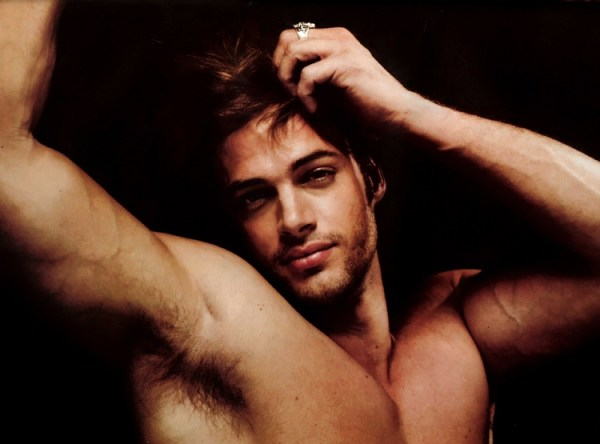 William Levy 4 600x444 More Of Cuban Hottie William Levy