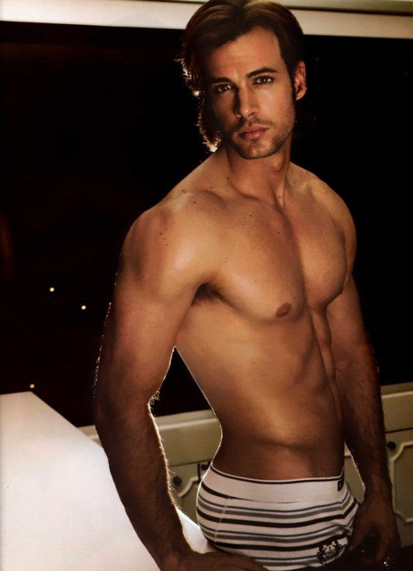 William Levy 5 600x830 More Of Cuban Hottie William Levy