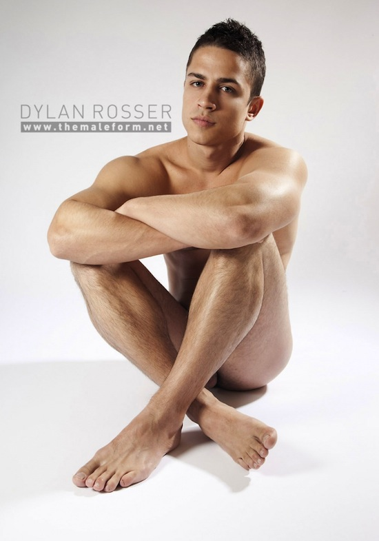Dominic Nel by Dylan Rosser 9 Dominic Nel AKA James Nichols   Nude