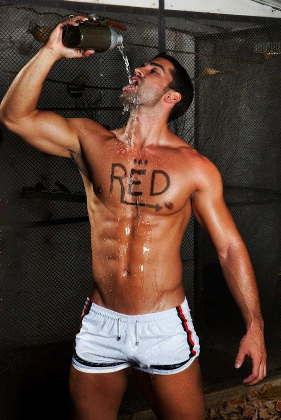 Isaac Cosculluela Swimwear Bulge 12 Wet Bulges   Isaac Cosculluela For RED