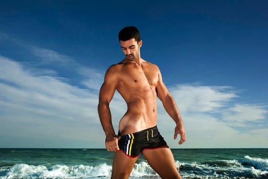 Isaac Cosculluela - Swimwear Bulge