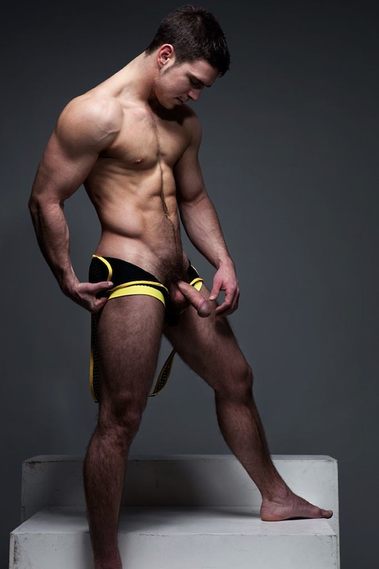 Patrick OBrien 5 More Of Hairy Muscle Hunk Patrick OBrien