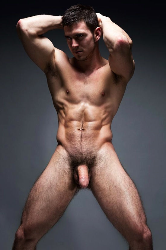 Patrick OBrien 8 More Of Hairy Muscle Hunk Patrick OBrien