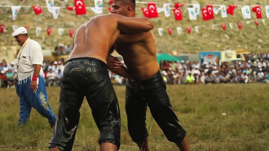 Turkish Male Oil Wrestling 7 You Think American College Wrestling Is Gay? You Aint Seen Nothing Yet!