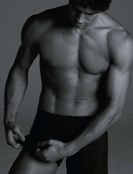 Roberto Bolle - Sexy And Arty Photography By Milan Vukmirovic (1)