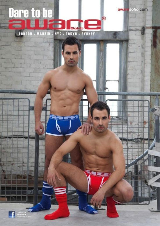 Dino and Georgio Georgiades 8 Hunky Muscle Twins Dino And Georgio Georgiades
