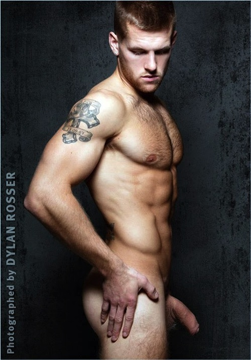 Adam Coussins Naked By Dylan Rosser 6 Adam Coussins Naked By Dylan Rosser