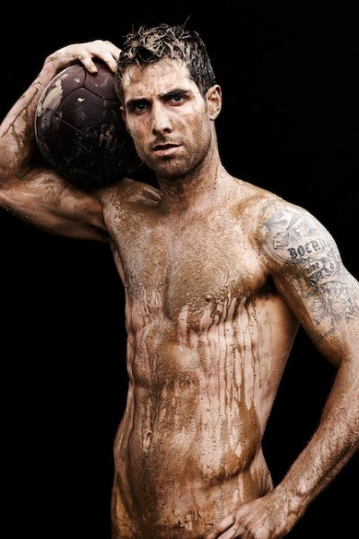 ESPN Body Issue 2012 - The Men 1