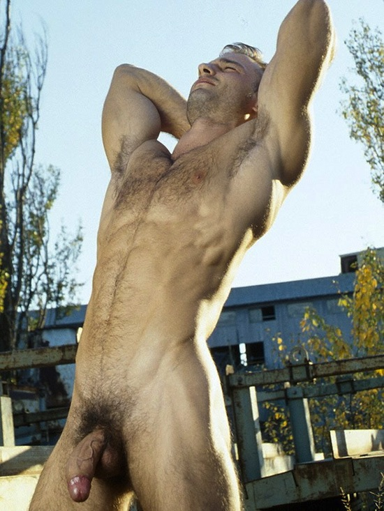 Naked Hairy Hunk Vincent Greco 7 Naked Hairy Hunk Vincent Greco