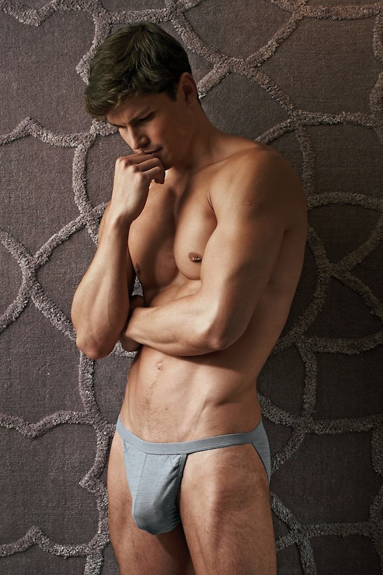 arriagada nude Bernardo model