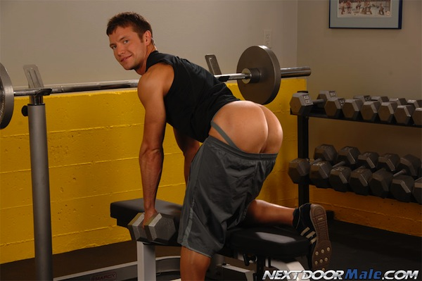 Kevin Crows Nude In The Gym 3 Kevin Crows Nude In The Gym