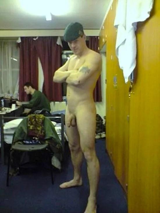 Naked Military Men (7)