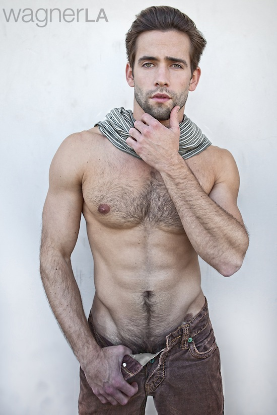 Awesome Hairy Hunk Levi Jackson 5 Awesome Hairy Hunk Levi Jackson