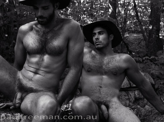 Hairy And Rugged Men Naked 4 Hairy And Rugged Men Naked
