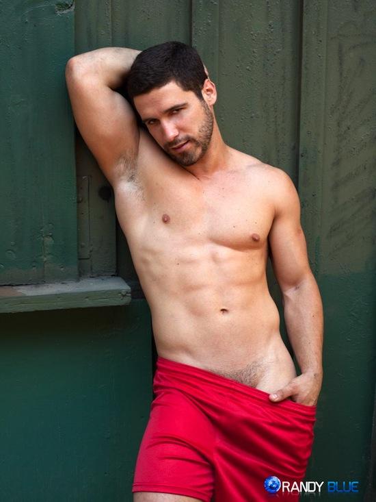 Jerking It With Butch Hunk Matt Castro (1)